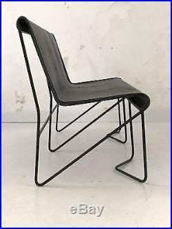1950 Mathieu Mategot Banquette Tit Mellil Moderniste Bauhaus Rigitule