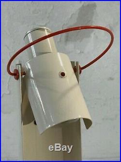 1970-1980 Lampe Post-moderniste Bauhaus Memphis Sottsass Stilnovo Arredoluce