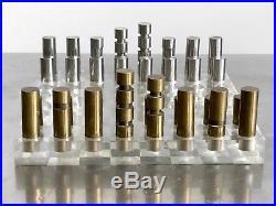 1970 Jeu D'echecs Chess Game Moderniste Shabby-chic Plexiglas Space Age Lucite