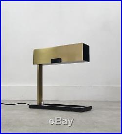 1970 PERZEL Lampe Fontana Arte Arlus Lunel Guariche