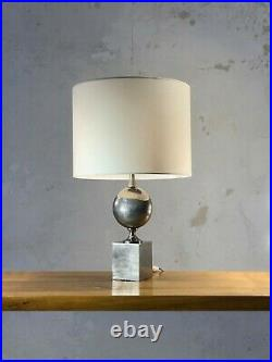 1970 PHILIPPE BARBIER LAMPE POST-MODERNISTE SHABBY-CHIC NEO-CLASSIQUE Pergay