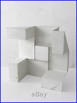 1990-2000 Konstantin Grcic Table Basse Moderniste Bauhaus Constructiviste