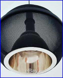1 (2) Roger Tallon Design Lustre Lampe Erco Industrielle Guariche Mouille Prouve