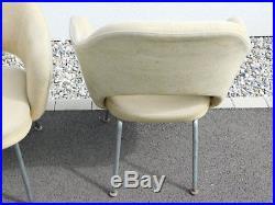 2 FAUTEUIL VINTAGE swiss KNOLL international wohnbedarf armchair Sessel Stuhl