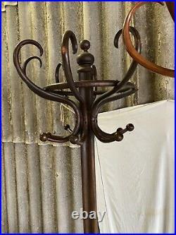 2 Porte Manteaux Parapluie Perroquet Thonet Bar Café