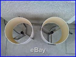 2 lampes design modèle NIRVANA design Gabriel Teixido édition CARPYEN BARCELONA