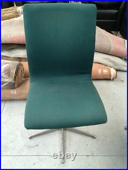 3 Chaises Fauteuil De Bureau Oxford Arne Jacobsen Fritz Hansen Loft Vintage Xo
