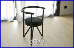 4 fauteuils'Miss Dorn' de Philippe Starck 1982 vitra kuramata chapo arad knoll