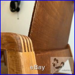 ALVAR AALTO fauteuil Scandinave vintage modèle 51/ 403 Hallway chair 1932 Design