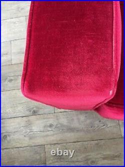 Adnet paire de fauteuils club modernistes vers 1940