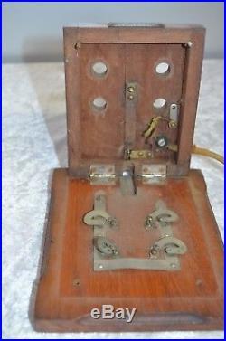 Ancien De La Sociétés Des Téléphone Antique Vintage Old Phone Deco Alte Telefon