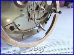 Ancien Mecanisme De Pendule Au Fil Diametre Encastrement 99 MM