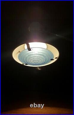 Ancienne Lampe Etau Bureau Architecte Atelier Ferdinand Solere Solr Jielde Gras