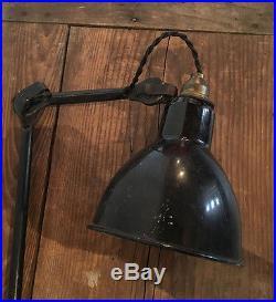 Ancienne Lampe Gras n° 201 dans son jus d'origine old lamp gras vintage