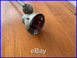 Ancienne Lampe Industrielle JIELDE 1 Bras Lampe Articulée JLD Usine