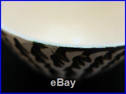 Ancienne coupe hémisphérique en céramique Art-déco JEAN BESNARD TBE