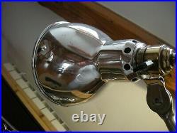 Ancienne vintage Lampe Gras 201 rare