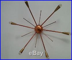 Applique italie. Sputnik sarfatti era 50's. AUSTRIA
