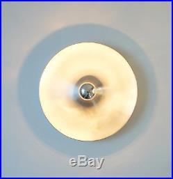 Applique vintage de Charlotte Perriand Les Arcs Honsel wand-lamp 35cm