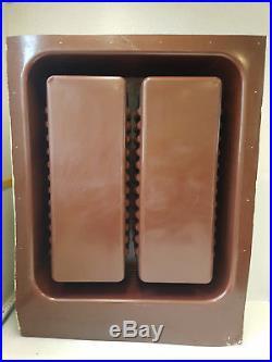 Armoire Geante En Plastique Moule 1970 Vintage Space Age Edition Somop 70s 70's