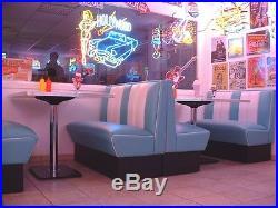 BANQUETTE US DINER Restaurant Déco Américaine