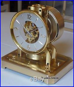 BELLE PENDULE ATMOS III de 1952 Jaeger LeCoultre (clock uhr)