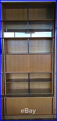 BIBLIOTHEQUE OSCAR 1950 etagere vintage design 1960 retro guariche arp minvielle