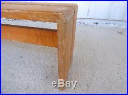 Banc charlotte perriand les arcs bench banc banquette