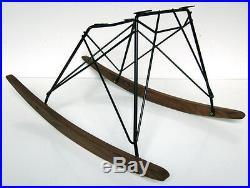 Base Rocker Eames RAR Rocking chair