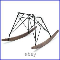 Base Rocker Eames noyer RAR Rocking chair WALNUT