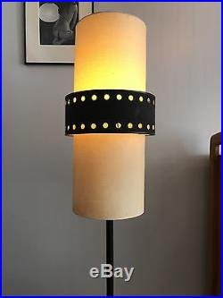 Beau Lampadaire Lunel 1950-1960 -moderniste -50´s Design-midcentury