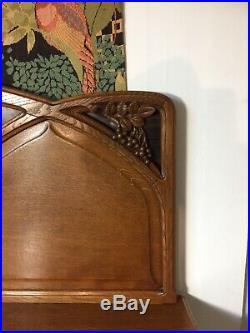 Beau Meuble Console Art Nouveau (Majorelle, Gaillard, de Feure, Guimard)