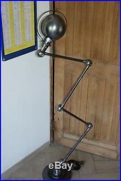 Belle Lampe Jielde 4 Bras Polie Graphite Atelier Loft