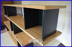 Bibliothèque étagère minimaliste Guariche Prouve Mategot Perriand Chapo