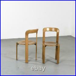 Bruno Rey Chaises / Chairs, circa 1970