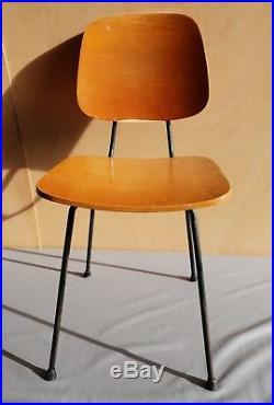 Bureau cm141 Pierre Paulin avec sa chaise
