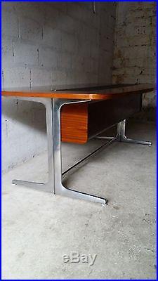 Bureau ministre George Nelson Edition Herman Miller vintage années 60 design