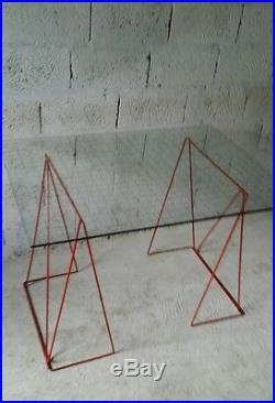 Bureau table vintage années 80 90 design sottsass Memphis de Lucchi