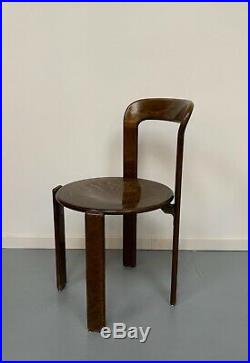 CHAISE BRUNO REY POUR DIETIKER, Basel 1970 Era Eames, Perriand, Le Corbusier