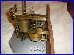 Carillon ODO 24 en bon état 10 tiges et 10 marteaux et gros rouleau