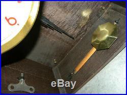 Carillon ODO CLOCK N°24 WESTMINSTER 6 tiges 10 marteaux 2 melodie vintage