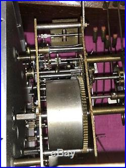 Carillon ODO N 30,6 Tiges 8 Marteaux French Clock Westminster Circa 1950