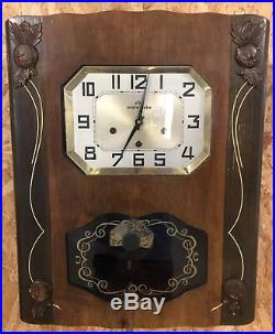 Carillon Odo N° 24. Westminster 5 Tiges 8 Marteaux