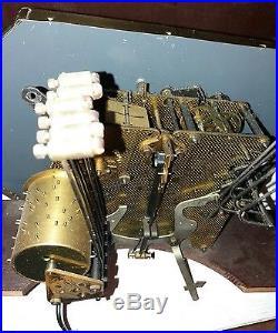 Carillon odo 10 marteaux 10 tiges gros rouleau 2 airs n°24