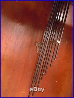 Carillon vedette Westminster 2 mélodies ave maria 11 marteaux vers 1950