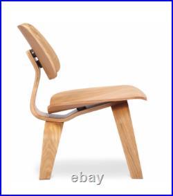 Chaise LCW style Eames en chêne