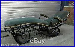 Chaise Longue 1900 Attribué A Thonet (art nouveau)