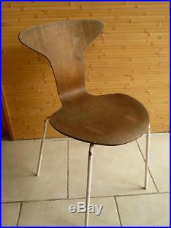 Chaises Mosquito Arne Jacobsen Fritz Hansen