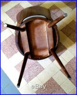 Chaises art déco, Baumann modèle Dove