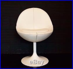 Chaises fauteuil Venus par Börje Johanson pour Johanson Design, 1960s